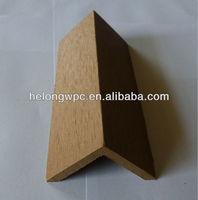 wood plastic composite fascia board