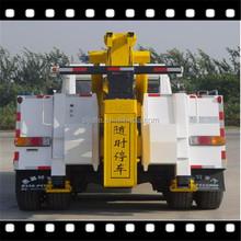 special vehicle/ road wrecker truck /roll-off street wrecker power engineering vehicle