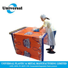Wholesale durable plastic table covers