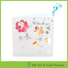 Novelty product Pre-recorded greeting cards high quality and Competitive price