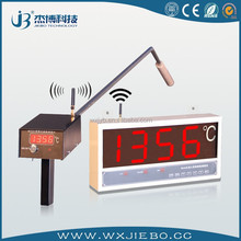 Fast thermocouple for for molten metal