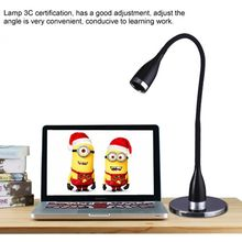 eye-protective desk lamp in study