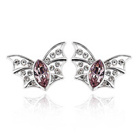 Enchante accessories inc wholesale,cute crystal stud earrings