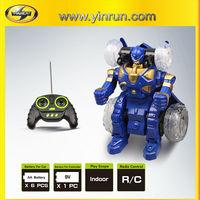 rc trans-robot car mini robot model