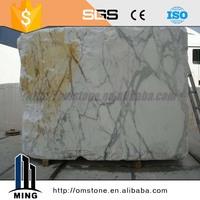 snow white statuario white marble, with vein white marble tiles floor tiles