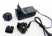 universal plug adapter 48W AC DC adapter 12V 15V 18V 24V 48V wall power supply