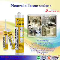 Neutral Silicone Sealant supplier/ silicone sealant for laminated wood/ polycarbonate silicone sealant