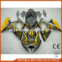 factory direct sales for SUZUKI GSXR600 750 2006 2007 carbon motorcycle products for front fairing