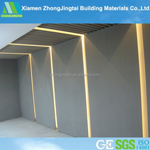 Latest construction materials sound isolation foam insulated walls panels