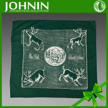 2016 cheap of wholesale polyester tie dye custom logo wholesale bandanas