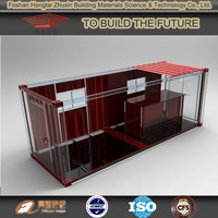 standard design prefab container homes made in china container house