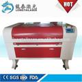 900*600m2 manual de folha de corte de metal máquina/portátil a laser de vidro máquina de corte/junta e de arroz máquina de corte