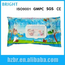OEM Wet Tissues for Baby Cleaning Baby Wet Cloth
