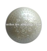 fashion covered resin shank buttons