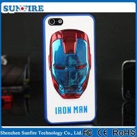 iron man case for iphone 4/4s, case for iphone 4 4s, ironman for iphone case