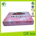 carton boîte de cadeau de chocolat