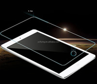 rounded edge screen protector film free sample tempered glass screen protector film for IPAD mini 3