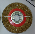 De fabricación China de cobre de alta calidad revestido de machete anular machete rueda