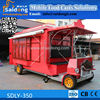 Vintage car!! Best Seller Street Coffee/Fast Food/ Drinks/Pizza Truck hamburger van