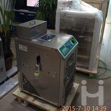 Korea type ice machine make snow ice