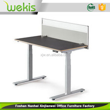 Good Prices Modern Style Manual Height Adjustable Desk