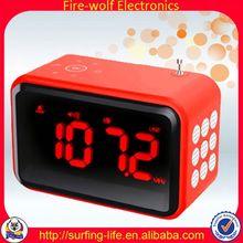 FM Digital Clock With Calendar Wholesaler