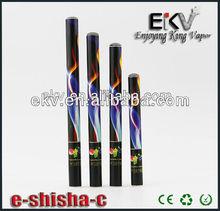 newest soft disposable ecig E SHISHA C 500 puffs with diamond