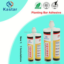 alkali-resistant mastic polyester batting knit padding resin black for Steel & for Bolts