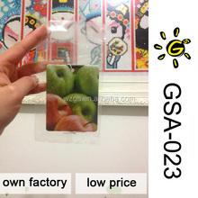 Paper Perfume, Car Paper Perfume, Hanging Car Perfume (GSA-023)