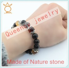 Lovely Europe Fashion Ladies Two Laps Natural Chain Bracelet
