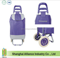 Travel Protable Light Weight Trolley Bag- Supermarket Shopping Cart Bag