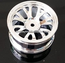 2015 New Design Wheel Rims for 1/10 RC Racing Crawler Trucks Of Road Car Wheel Tyres for Sale - kbl0004