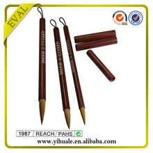 Top quality calligraphy chinese brush oil