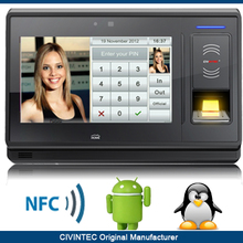 Smart & Secure Android POS terminal with NFC RFID reader, printer, WiFi, 3G for cashless payment