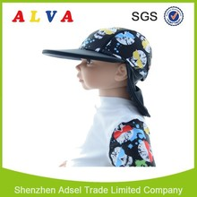 Alva New Arrival and Fashional Infant UV 50+ Baby Wide Brim Sun Visor Hat