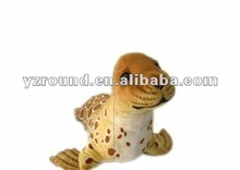 Quality golden dolphin stuffed toys