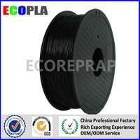 1.75mm 2.85mm colorful polylactic acid pla filament