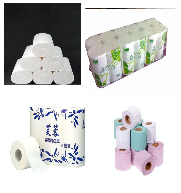 ligne de production de papier toilette rouleau fabrication de machines avec des prix pas cher