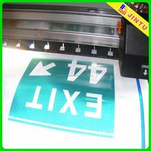 Bandera reflexiva personalizado de inyección de tinta
