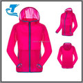 2015 hottest senhoras leve jaqueta de tecido