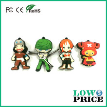 2015 Cute pvc one peace 3.0 USB Flash Drive /usb memory stick 3.0 for gift