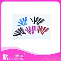 plastic hair brush sets comb sets