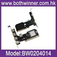 4+1 Ports Internal USB 2.0 HUB PCI Card