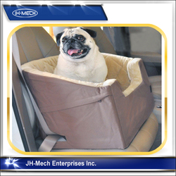 Portable and convenient dog travel car pet carrier