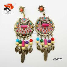 gypsy style vintage rhinestone women fashion jewelry wholesale
