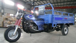 cargo three wheel opened motorcycle for sale