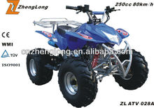2015 new design 110cc sport atv racing quad