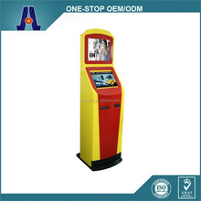 "17"" Coin-operated Kiosk with A4 Printer,A4 Laser Printer Kiosk (HJL-3306)"
