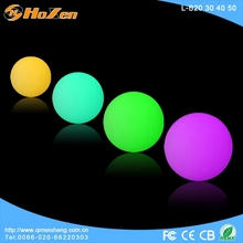 Supply all kinds of glow ball,color changing solar crackle glass ball led light