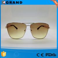 2015 Metal promotion image sunglasses luxury sunglasses